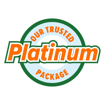 Our Trusted Platinum package
